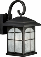 Vaxcel T0074 Bembridge Gold Stone Outdoor Light Sconce