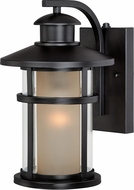 Vaxcel T0086 Cadiz Oil Rubbed Bronze Exterior Lighting Wall Sconce