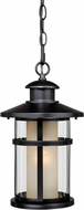Vaxcel T0089 Cadiz Oil Rubbed Bronze Outdoor Pendant Lighting