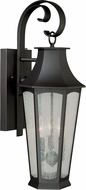 Vaxcel T0117 Preston Traditional New Bronze Outdoor Lamp Sconce