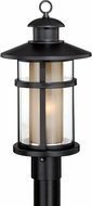 Vaxcel T0139 Cadiz Oil Burnished Bronze Outdoor Post Lighting Fixture