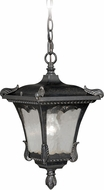 Vaxcel T0157 Castile Traditional Weathered Bronze Outdoor Drop Lighting Fixture
