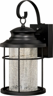 Vaxcel T0163 Melbourne Oil Rubbed Bronze LED Outdoor Wall Light Fixture