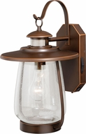 Vaxcel T0179 Galway Burnished Bronze Outdoor Smart Lighting Motion Light