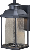 Vaxcel T0310 Freeport Modern Textured Black LED Exterior Wall Sconce