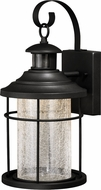 Vaxcel T0323 Melbourne Dualux Oil Rubbed Bronze LED Exterior Motion Sensor w/ Photocell Lamp Sconce