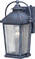 Vaxcel T0378 Lexington Traditional Colonial Gray Outdoor Wall Light Fixture