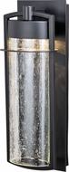 Vaxcel T0425 Logan Contemporary Carbon Bronze L.E.D. Outdoor Wall Mounted Lamp