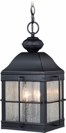 Vaxcel T0462 Revere Traditional Oil Rubbed Bronze Outdoor Ceiling Light Pendant