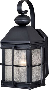 Vaxcel T0463 Revere Traditional Oil Rubbed Bronze Exterior Wall Mounted Lamp