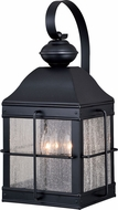 Vaxcel T0464 Revere Traditional Oil Rubbed Bronze Outdoor Wall Light Sconce