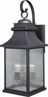Vaxcel T0475 Cambridge Traditional Oil Rubbed Bronze Exterior 10 Sconce Lighting