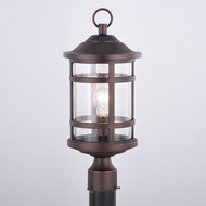 Vaxcel T0521 Southport Sienna Bronze Outdoor Landscape Light