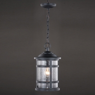 Vaxcel T0525 Southport Matte Black Mini Pendant Lamp
