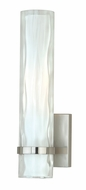 Vaxcel W0049 Vilo Modern Satin Nickel Finish 4  Wide Wall Light Sconce