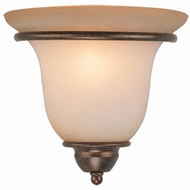 Vaxcel WS35461RBZ-B Monrovia Royal Bronze Wall Light Sconce