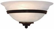 Vaxcel WS8171OBB Da Vinci Oil Burnished Bronze Wall Sconce