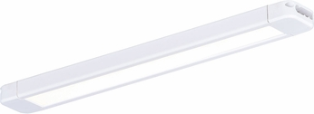 Vaxcel X0069 Instalux Contemporary White LED 8 Strip Light