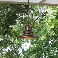 Vintage / Retro Outdoor Drop Lighting Fixtures