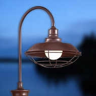 Vintage / Retro Outdoor Post Lamps