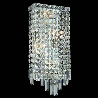 Worldwide 23622 Worldwide 8  4-light Wall Sconce w/ Accent