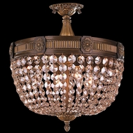 Worldwide W33353B16-GT Winchester Antique Bronze Ceiling Lighting