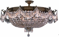 Worldwide W33354B36-CL Winchester Antique Bronze 36  Overhead Lighting