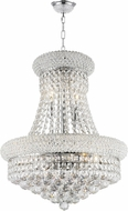 Worldwide W83030C16 Empire Polished Chrome Foyer Lighting
