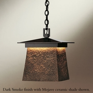 Wrought Iron Outdoor Pendants