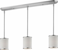 Z-Lite 164-6-3 Cameo Chrome 48  Tall Multi Drop Lighting Fixture