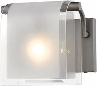 Z-Lite 169-1S-FB Zephyr Modern Factory Bronze Wall Lamp