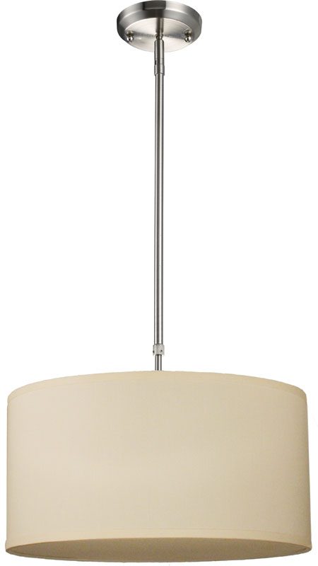 Z Lite 171 16c C Albion Brushed Nickel