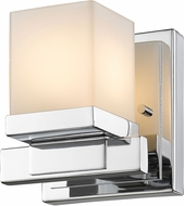 Z-Lite 1913-1S-CH-LED Cadiz Chrome LED Lighting Sconce