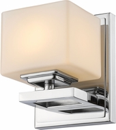 Z-Lite 1914-1S-CH-LED Cuvier Chrome LED Wall Light Fixture