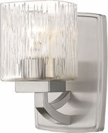 Z-Lite 1929-1S-BN Zaid Contemporary Brushed Nickel Lighting Sconce