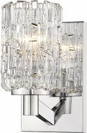 Z-Lite 1931-1S-CH Aubrey Chrome Wall Lamp