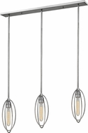 Z-Lite 3000-3B-OS Persis Modern Old Silver Multi Pendant Light Fixture