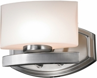 Z-Lite 3013-1V-LED Galati Modern Brushed Nickel LED Wall Mounted Lamp