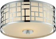 Z-Lite 328F12-CH Elea Chrome6  Tall Ceiling Lighting