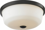Z-Lite 411F3 Montego Coppery Bronze 6.375  Tall Ceiling Lighting