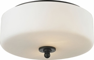 Z-Lite 414F2 Cardinal Olde Bronze 11.75  Wide Ceiling Lighting