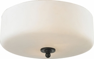 Z-Lite 414F3 Cardinal Olde Bronze 6.75  Tall Ceiling Light