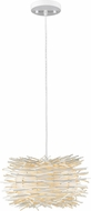 Z-Lite 459-12WH Sora Contemporary White 12  Hanging Lamp