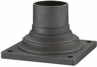 Z-Lite 533PM-ORB Oil Rubbed Bronze Exterior Post Mount