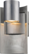 Z-Lite 559S-SL-LED Amador Modern Silver LED Outdoor Wall Sconce