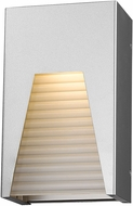 Z-Lite 561S-SL-SL-FRB-LED Millenial Modern Silver LED Outdoor Lighting Sconce