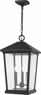 Z-Lite 568CHXL-ORB Beacon Oil Rubbed Bronze Exterior 12  Pendant Hanging Light