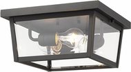 Z-Lite 568F-ORB Beacon Oil Rubbed Bronze Exterior Overhead Lighting