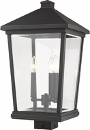 Z-Lite 568PHXLS-ORB Beacon Oil Rubbed Bronze Exterior Post Mount