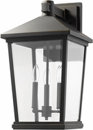Z-Lite 568XL-ORB Beacon Oil Rubbed Bronze Exterior Wall Lighting Sconce